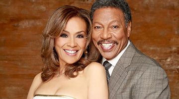 Up Up and Away Starring Marilyn McCoo & Billy Davis, Jr.