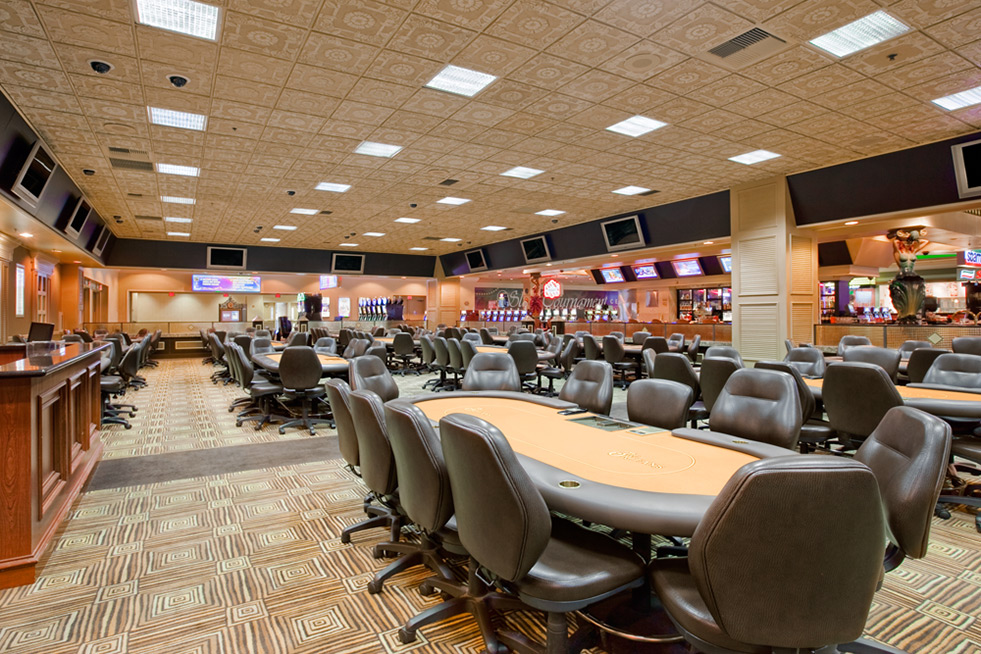 Poker Rooms