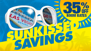 Save Up To 35% on Room Rates!