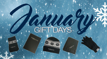 January Gift Days