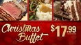 Christmas Buffet Special