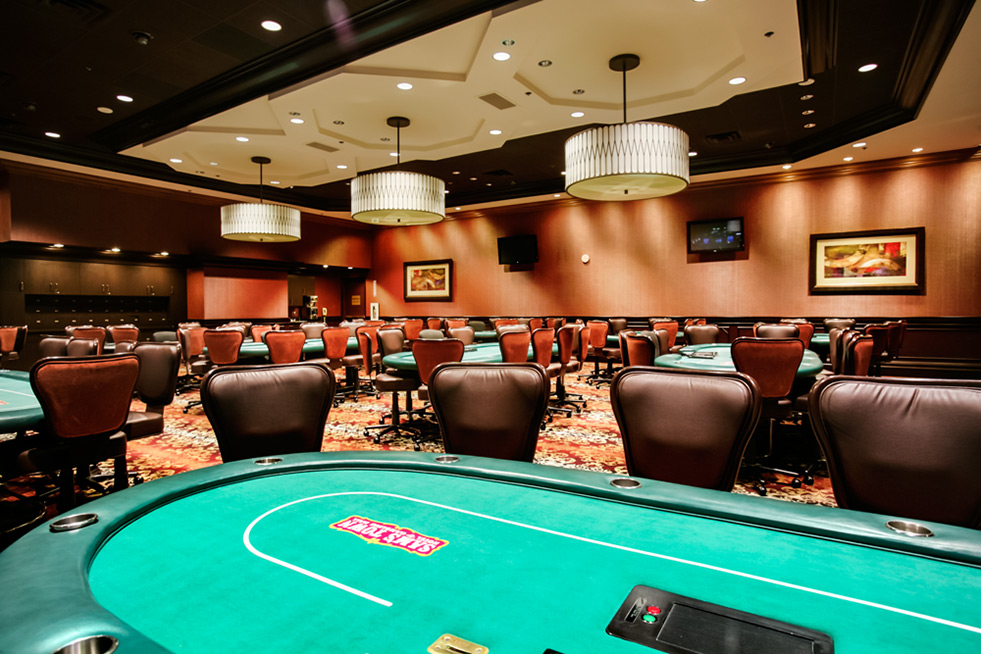 Delta downs poker room
