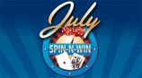 Spin the wheel for a chance to win $1,000 in cash!