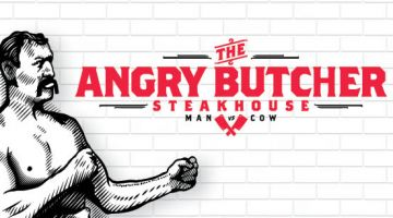 Angry Butcher April Special