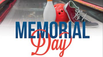 Memorial Day All You Can Bowl