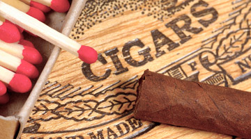 Check Out Our Selection of Fine Cigars!