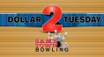 Tuesday Bowling Specials