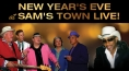 New Year's Eve at Sam's Town Live!