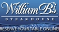 William B's Reservations online