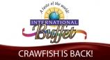 $25.99 Crawfish Buffet