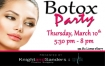 Botox Party March 2016