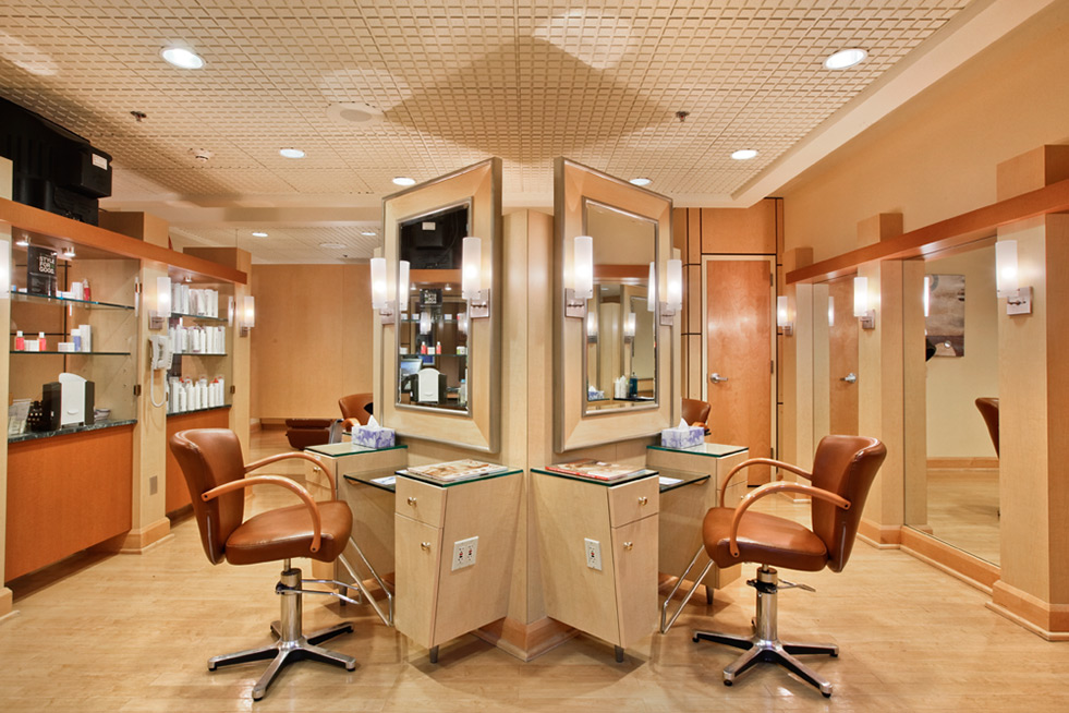 ... be pampered suncoast hotel casino offers a full service salon and spa