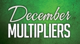 Earn Point Multipliers All Month Long!