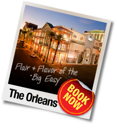 Book Now at The Orleans