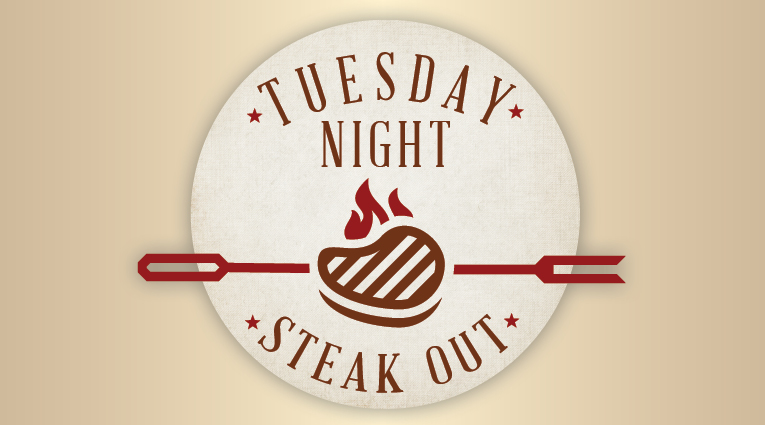 Tuesday Night Steak Out