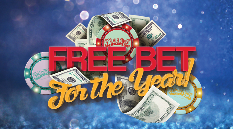 Win $200 in Free Bets Every Month in 2018!