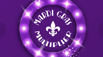 Mardi Gras Multiplier