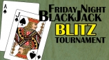 Blackjack Blitz Weekly Tournament