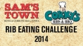 Win Cash Prizes for Eating Ribs