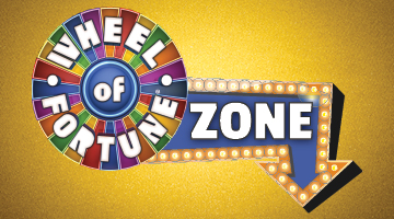 Wheel of Fortune Zone is Here!