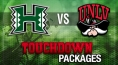 UH vs UNLV Charter Packages